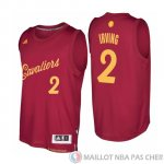 Maillot Irving Cleveland Cavaliers Noel #2 Rouge