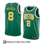 Maillot Boston Celtics Kemba Walker Earned 2019-20 Vert
