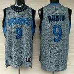 Maillot Ricky Rubio Minnesota Timberwolves Static Fashion