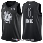 Maillot All Star 2018 Boston Celtics Kyrie Irving 11 Noir