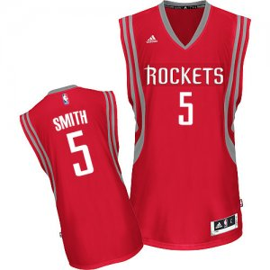 Maillot Rockets Smith 5 Rouge