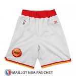 Short Houston Rockets Hardwood Classics Blanc