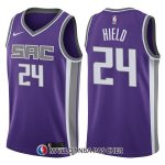 Maillot Sacramento Kings Buddy Hield Icon 24 2017-18 Volet