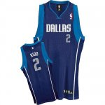 Maillot Dallas Mavericks Kidd #2 Bleu Marino
