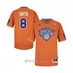 Maillot Smith New York Knicks #8 Orange