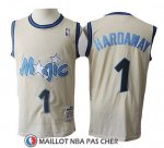 Maillot Magic Anfernee Hardaway 1 Retro Crema