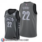 Maillot Brooklyn Nets Caris Levert Statement 2019-20 Gris