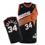 Maillot alternativa de Barkley Phoenix Suns #34 Noir