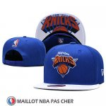 Casquette New York Knicks 9FIFTY Snapback Azu Blanc