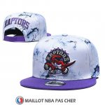 Casquette Tornto Raptors 9FIFTY Snapback Blanc