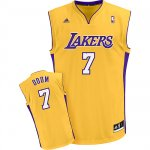 Maillot Jaune Odom Los Angeles Lakers Revolution 30