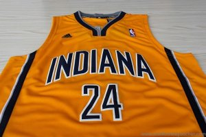 Maillot Jaune George Indiana Pacers Revolution 30