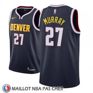 Maillot Denver Nuggets Jamal Murray No 27 Icon 2018-19 Bleu