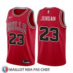 Maillot Enfant Chicago Bulls Michael Jordan No 23 2017-18 Rouge