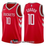 Maillot Houston Rockets Eric Gordon Swingman Icon 10 2017-18 Rouge