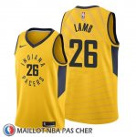 Maillot Indiana Pacers Jeremy Lamb Statement Or