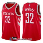 Maillot Houston Rockets Brandan Wright Icon 32 2017-18 Rouge
