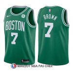 Maillot Enfant Boston Celtics Jaylen Brown Icon 2017-18 7 Vert