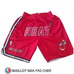 Short Miami Heat Just Don Rouge