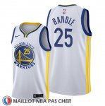 Maillot Golden State Warriors Chasson Randle Association 2020 Blanc