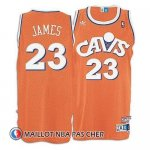 Maillot Enfant James Cleveland Cavaliers 23 Orange