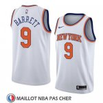 Maillot New York Knicks R.j. Barrett Statement 2019-20 Blanc