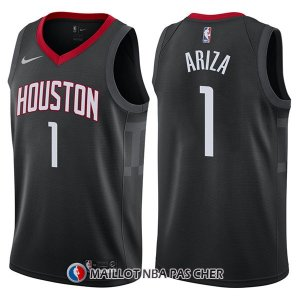 Maillot Houston Rockets Trevor Ariza Statement 1 2017-18 Noir