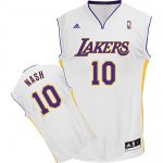 Maillot Blanc Nash Los Angeles Lakers Revolution 30