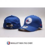 Casquette Philadelphia 76ers 9TWENTY Adjustable Bleu