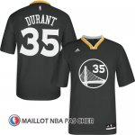 Maillot Authentique Manche Courte Golden State Warriors Duarant 35 Noir