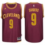 Maillot Cavaliers Sanders 9 Rouge