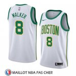 Maillot Boston Celtics Kemba Walker Ciudad 2019-20 Blanc