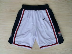 Short Blanc USA 1992 NBA