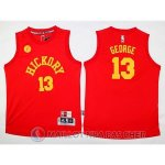 Maillot Enfant George Indiana Pacers Rouge