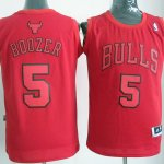 Maillot Boozer Chicago Bulls #5 Rouge