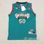 Maillot Vancouver Grizzlies Retro Reeves #3 Vert
