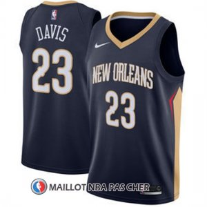 Maillot New Orleans Pelicans Anthony Davis Icon 2017-18 23 Bleu