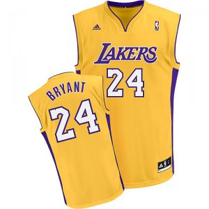 Maillot Jaune Bryant Los Angeles Lakers Revolution 30