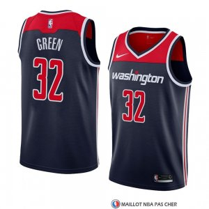 Maillot Washington Wizards Jeff Green Statement 2018 Noir
