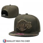 Casquette Los Angeles Lakers 9FIFTY Snapback Camuflaje