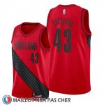 Maillot Portland Trail Blazers Anthony Tolliver Statement Rouge