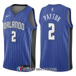 Maillot Orlando Magic Elfrid Payton Icon 2 2017-18 Bleu