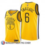 Maillot Golden State Warriors Alen Smailagic Earned Jaune