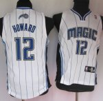 Maillot Enfant de Dwight Howard Orlando Magic #12 Blanc