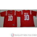 Maillot NCAA Chad Kelly Rouge