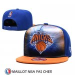 Casquette New York Knicks 9FIFTY Snapback Bleu