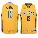 Maillot Enfant George Indiana Pacers Jaune