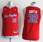 Maillot Enfant de Rouge Griffi Los Angeles Clippers Revolution 30