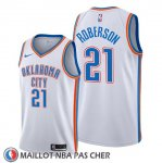 Maillot Oklahoma City Thunder Andre Roberson Association Blanc