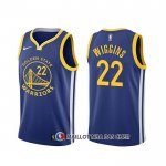 Maillot Golden State Warriors Andrew Wiggins Icon Bleu